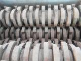 Antriebswelle-Reißwolf des Plastic/Tire/Wire/Drum/hölzerner Rubber/Film/MetallBags/Single Shaft/Double/Four