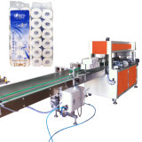 Papel higiênico 4 Rolls Tissue Packing Machine