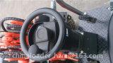 Zl06에 의하여 이용되는 이탈리아 액체정역학 시스템 4WD 농장 트랙터 바퀴 로더
