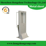 Recinto del metal de hoja del OEM con soldar según ISO9001: 2008