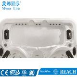 Vasca calda delle 5 persone dell'idro STAZIONE TERMALE esterna acrilica indipendente di massaggio con la TV (M-3304)