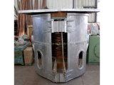 Fornalha de Smelting de GW-750KG para o ferro