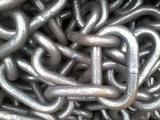 Электрическая гальванизированная цепь соединения стали углерода