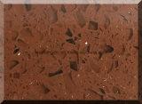 Steen van het Kwarts van Zuid-Afrika de Fonkelende Donkere Bruine