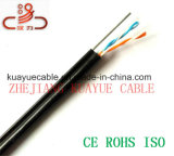 Gelee gefülltes Tiefbau2pair UTP Cat5e Kabel-/Computer-Kabel-Daten-Kabel-Kommunikations-Kabel-Verbinder-Audios-Kabel