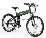 新しいデザイン完全な中断電気マウンテンバイク