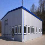 Pre-Engineered Light Steel Structure Building для Industrial Application