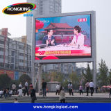 P10 im Freien farbenreicher Bildschirm des Video-LED für das Bekanntmachen