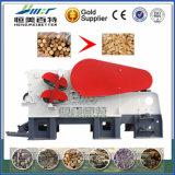 Herbe de Napier avec la machine inférieure de moulin de broyeur de sciure d'énergie de consommation