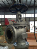 """Class300 12 """" ANSI двигают под углом нормальный вентиль (J44Y-300LB-12 """")"""