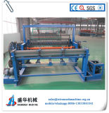 Nouveau type machine sertie par replis de treillis métallique (SH-N)
