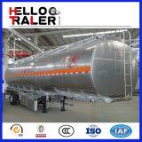 ERDÖL-Kraftstoff-Tanker-halb Schlussteil des Rohöl-Becken-halb Schlussteil-45000L Stahl