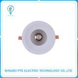 dispositivo de iluminación caliente de la venta de 15W 1350lm LED impermeable ahuecado Downlight IP40