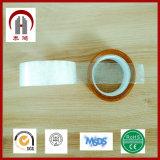 Embalaje buena adherencia de sellado con cinta adhesiva de bajo ruido