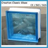Gefärbt/blau/rot/Grün/freier paralleler gekopierter Glasblock