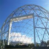 Recipiente Prefab desenvolvido novo da casa da fibra de vidro, FRP Domehouse