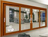 Славная раздвижная дверь конструкции 1.2mm толщиная алюминиевая для комнаты TV