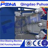 Hakenförmiges Granaliengebläse-Gerät, Granaliengebläse-Reinigungs-Maschinen-Qualität