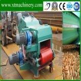 Bambou, canne à sucre, palette réutilisée, machine en bois de burineur de broyeur