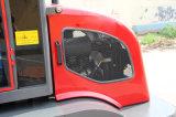 オオカミの自動変速機が付いている新しい世代0.8tの小型ローダー