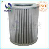 Патрон фильтра сетки нержавеющей стали G5.0