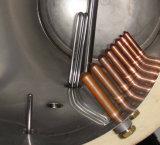 Цельностеклянный эвакуированный подогреватель воды пробки солнечный (давление)