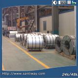 Bobine de feuille d'acier inoxydable d'AISI 308