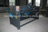 QC12y-16X6000 유압 그네 광속 금속 강철 플레이트 깎는 기계