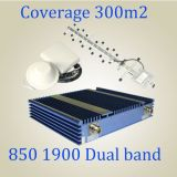 27dBmデュアルバンドのシグナルの中継器CDMA PCS 850/1900MHzのシグナルのブスターStCp27