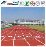 Allwetter- elastischer Polyurethan-laufende Spur für Sport-Gericht