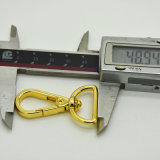 Crochet de rupture d'émerillon en métal avec l'oeil rond de sacs à main