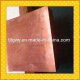 Листовая медь, медная плита C11000, C10200