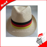 Chapéu do Fedora, chapéu de palha oco, chapéu de palha da arremetida, chapéu de Tribby, chapéu de palha