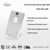 LED Solar Street Light com 5 anos de garantia Outdoor Solar LED Light Path