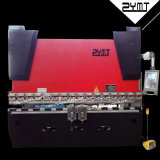 Máquina de dobra Zyb-80t / 3200 com controlador Da52s, máquina de dobra de chapa de metal