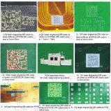 주문을 받아서 만들어진 온라인 PCB 빨리 반응 부호 Laser 표하기 기계 (PCB-0909)