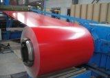 Bobina d'acciaio ricoperta colore della bobina di Gi di /Prepainted della bobina di PPGI