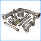 Boyau liquide en métal en métal de bride de 1/2 Bsp