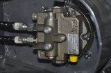 CT16-9d (1.7T&0.04m3)の油圧クローラー小型掘削機