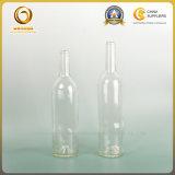 бутылка спирта 750ml стеклянная/стеклянные бутылки вина/бутылки красного вина (111)