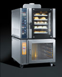 Ar Circulation Convection Oven com Steam Spray