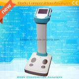 Máquina magnética do analisador de composição do corpo do analisador da gordura de corpo da ressonância do quantum