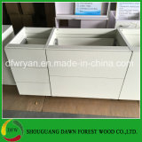 夜明けの森林木製の家具の食器棚の工場からの小さい食器棚デザイン