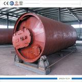 5 톤 플라스틱 정제 플랜트 Gettig 디젤유