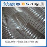 透過ワイヤー螺旋形の/Spiralの吸塵のホース