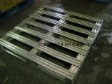 Depósito de almacenamiento logístico metal estanterías de paletización