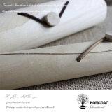 Caja de embalaje de árbol de Hongdao del caramelo de madera de la corteza para Wedding Wholesale_L