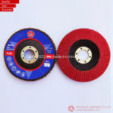 En13743 Approved Flap Discs Abrasive Disk (VSM及び3M Raw Material)