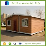 Camere portatili prefabbricate del campeggio estivo della Cina di qualità superiore