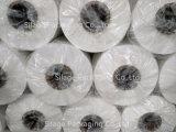 Weißer Ballen-Verpackungs-Silage-Verpackungs-Film der Farben-750mm für Kanada